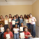 A blog for Disadvantaged Youth in Brasilia