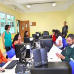 Un laboratorio multimediale a Brasilia, Brasile