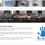 "Sito web per ""Youth Education Support"""