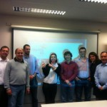 StartUp_EU Project meeting in Brussels