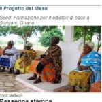 Il Progetto del Mese – Newsletter FOSIT