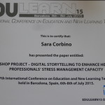 StorySHOP at EDULEARN 2015