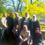 Merenda interculturale con diplomi